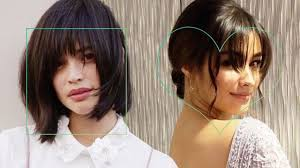 hairstyle ph the best bangs for your face shape cosmo ph
