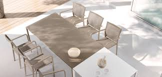 Modern Outdoor Table Chairs Interior Design Ideas - Designer table and chairs