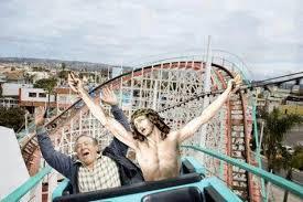 Cristo Meme - cristo en montaña rusa cosas que pasan