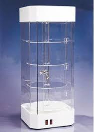Acrylic Display Cabinet Crh 101 Acrylic Lockable Display Cabinet Rotating Acrylic Display