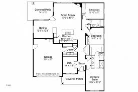 country house plan house plan lovely house plans with walkout basement one story
