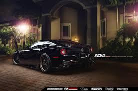 wheels f12 berlinetta stunning black f12 berlinetta on adv 1 wheels rear side