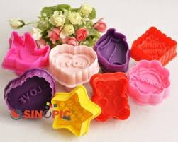 Buy Cookie Cake Chocolate Plunger Cutters Set Fondant Decorating