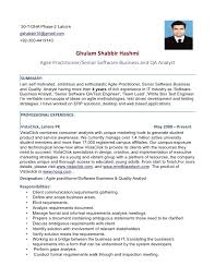 Quality Assurance Analyst Resume Sle by Test Analyst Resume India Software Test Lead Resume Sle Research