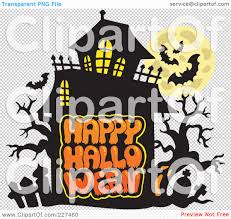 haunted mansion clipart royalty free rf clipart illustration of a haunted mansion with