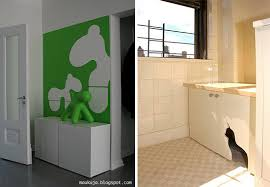 modern litter box cabinet stylish ways to hide the litter box hauspanther