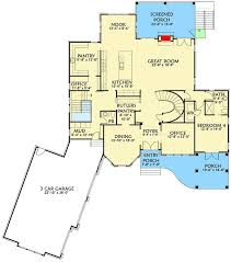417 Best House Plans Images On Pinterest House Floor Plans Special Floor Plans