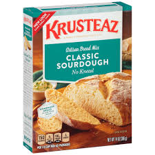 Can You Use Regular Flour In A Bread Machine Krusteaz Bread Machine Mix Supreme Classic Sourdough 14 Oz