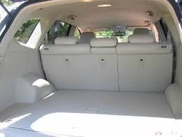 cargo space in hyundai santa fe hyundai santa fe cargo space best cars