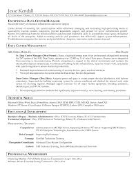 Resort Manager Resume Data Warehouse Project Manager Cover Letter