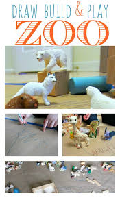 bored at home create your own zoo build your own zoo pretend play pretend play zoos and plays