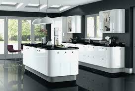 plan de travail cuisine noir cuisine blanche plan de travail noir awesome plan de travail cuisine