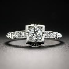 ring art deco engagement rings auckland ring tv vintage