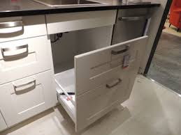 Ikea Trash Pull Out Cabinet How To Assemble An Ikea Sektion Pantry Infarrantly Creative Trash