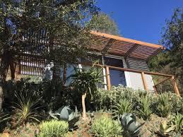 custom kithaus prefab modular unit in beverly hills california