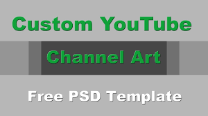 youtube channel layout 2015 customize youtube one channel change your youtube channel art