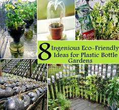 Bottle Garden Ideas 8 Ingenious Eco Friendly Ideas For Plastic Bottle Gardens