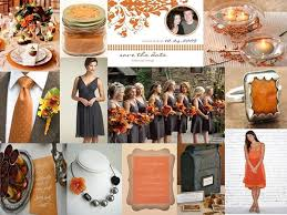 captivating september wedding colors 5 fall wedding colors