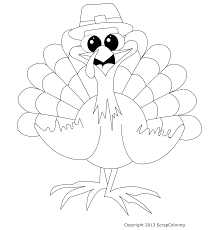 Thanksgiving Leaf Template Thanksgiving Turkey Coloring Page