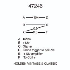 ballast resistor 9br for vintage u0026 classic cars