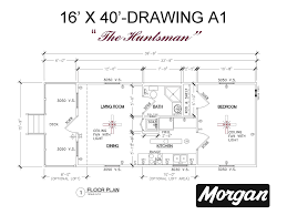 16x40 lofted cabin floor plans homes zone 16x40 cabin floor plans 16x40 cabin floor plans tiny home