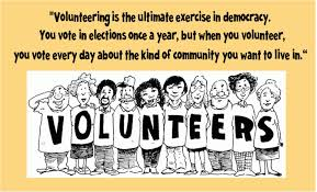 quote for volunteers motivation volunteer quotes image quotes at hippoquotes com