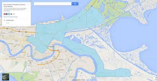 orleans map 16 maps and charts that hurricane s deadly impact