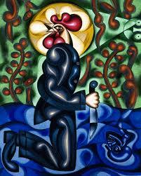 2 la sospecha painting by cuban painter lg jpg