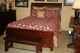Broyhill Furniture Houston by Bedroom Exciting Dark Wood Tufted Bed By Broyhill Furniture With