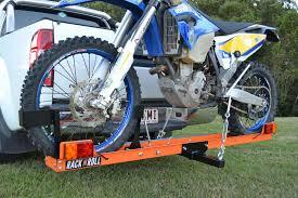Tire Rack Motorcycle Rack N Roll Motorcycle Carrier Motorcycle Trailer Ktm450 Southport