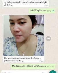 Serum Wajah Hwi eleora skin care terbaru bpom vanillakosmetik