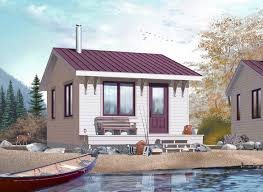 small cabin style house plans cabin plans vacation house plan drummond tiny summer cottage micro