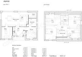 Plan De Maison En Longueur Plan De Maison Trecobat Technobat 5 Plan De Maison Pictures