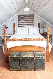 diy farmhouse american flag decor ideas