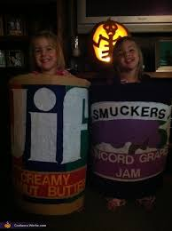 Peanut Butter And Jelly Costume Peanut Butter U0026 Jelly Costume Idea For Twins Photo 3 6