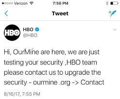 lessons to learn after hackers hijack hbo u0027s facebook and twitter