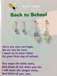 earrings for school 18 best back to school images on back to school