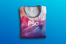 folded t shirt mockup free psd u2013 uxfree com