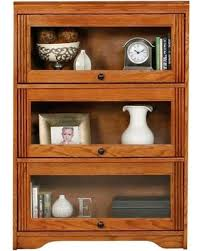 Bookshelves Glass Doors by Bookshelf With Glass Doors Rustic Dark Oak U0026 Glass Lawyers