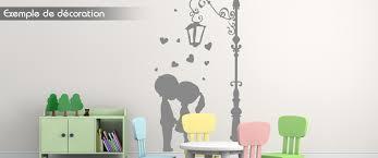 ladaire chambre bébé stickers chambre enfant amoureux ladaire