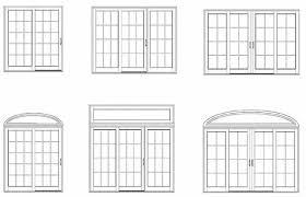 Patio Door Styles Patio Door Styles Maryland Washington Dc Homefix