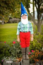 diy gnome costumes huckleberry