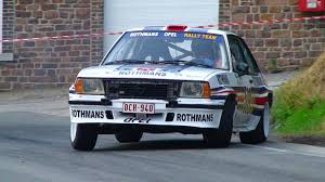 opel ascona sport best of vincent dorn opel ascona look 400 rothmans youtube