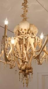 human skeleton candelabra amazing home ideas pinterest human