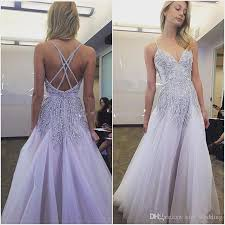wedding dresses lavender discount charming lavender wedding dresses beading
