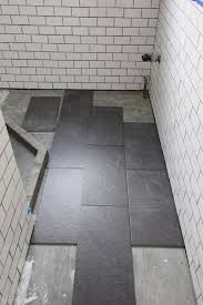 Black Slate Bathrooms Best 25 Slate Tile Bathrooms Ideas On Pinterest Granite Shower