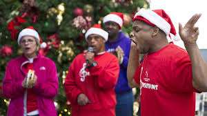 christmas carolers exceptional foundation christmas carolers spread cheer