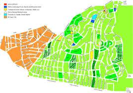 Alicante Spain Map by Map Of La Marina