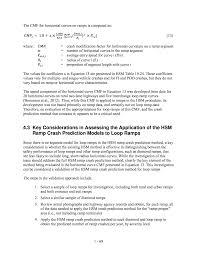 part 1 design guidance for interchange loop ramps design of