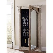 Jewelry Armoire Clearance Hooker Furniture 5351 50003 Chatelet Floor Mirror In Caramel Froth